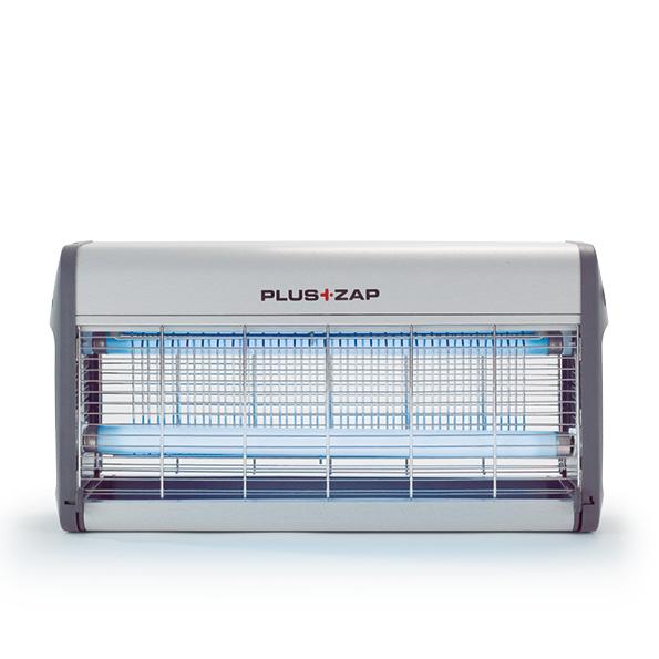 PlusZap 30W Elektromos rovarcsapda szemből nézet