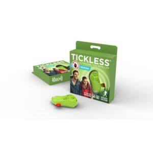 Tickless Human Kullancsriasztó eredeti csomagolás és készüléklek